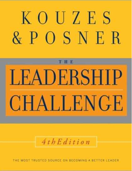 """Book Review: """"The Leadership Challenge"""""""