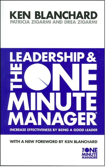 3 Management Secrets From the One-minute Manager