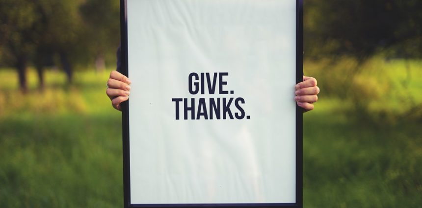 Gratitude makes better leaders, teams, and organizations