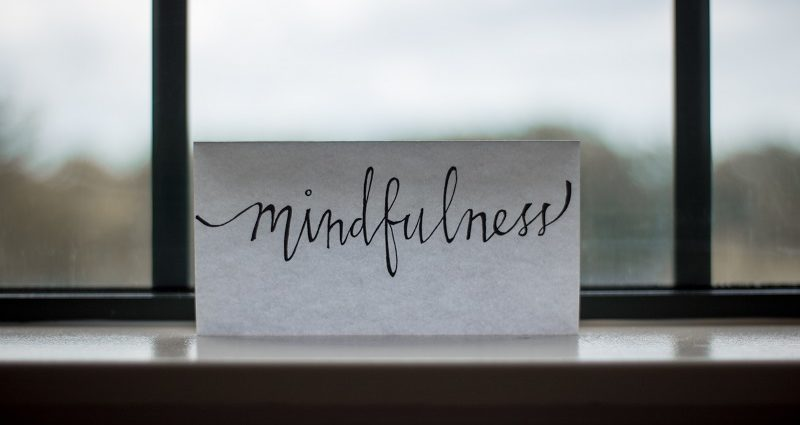 Mindfulness: Part I
