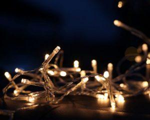 holiday decorative lights
